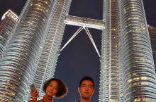 吉隆坡最美夜景,无论如何到要看的地标建筑