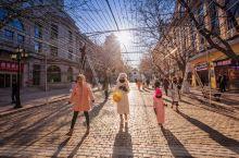 亚洲第一街哈尔滨的历史缩影中央大街