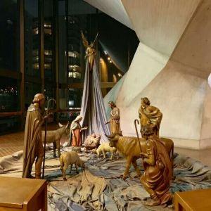 圣玛利亚大教堂旅游景点攻略图