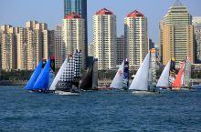 玩帆船,吃海鲜,青岛奥帆中心帆船体验总会给你一些感动的瞬间