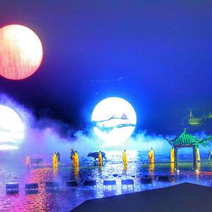新兴游记图文-春节回家不堵车,来云浮新兴国恩寺、禅域小镇走走