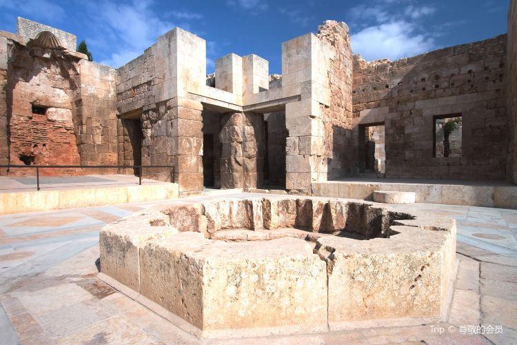 Aleppo Citadel3
