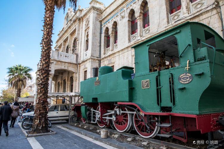 Al Hijaz Train Station3
