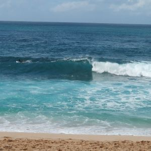 日落海滩旅游景点攻略图