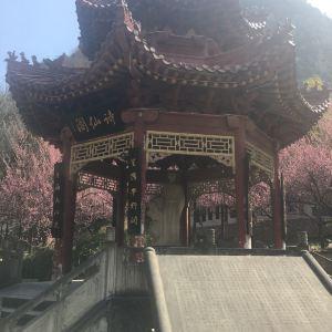 杜少陵祠旅游景点攻略图