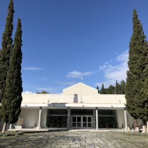 奥林匹亚考古博物馆旅游景点攻略图
