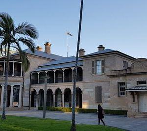 老总督官邸旅游景点攻略图