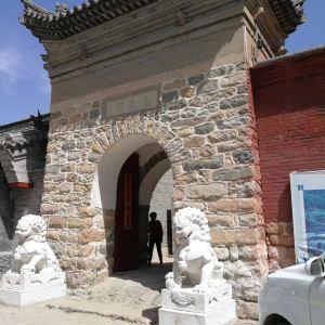 台怀镇旅游景点攻略图