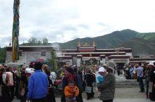 一路向西,西藏第一座佛堂,南山昌珠寺