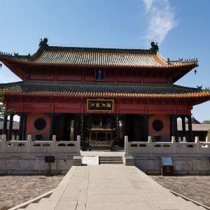 乾隆行宫旅游景点攻略图