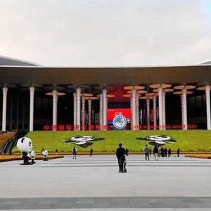 国家会展中心旅游景点攻略图