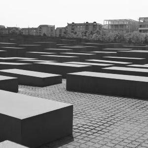 欧洲被害犹太人纪念碑旅游景点攻略图