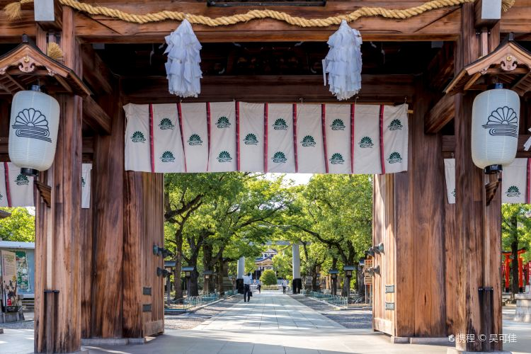 Minatogawa Shrine1
