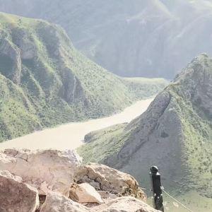 阔克苏大峡谷旅游景点攻略图