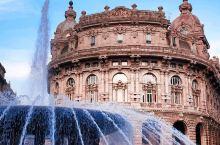 火遍ins的美丽又壮观的弗拉利广场  这个暑假,我和闺蜜来到了意大利旅游,我们在意大利旅游的第三天,