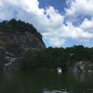 石门湖旅游景点攻略图