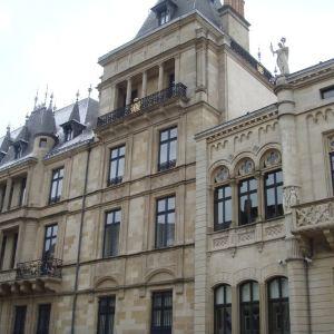 大公宫殿旅游景点攻略图