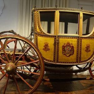 珍器室和马车博物馆旅游景点攻略图