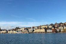 历史悠久的船和风景如画的卢塞恩 我们在卢塞恩湖上进行了两次旅行,一次是到Fluellen,乘坐历史悠