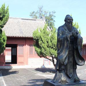 正定县文庙旅游景点攻略图