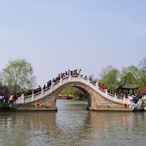 二十四桥旅游景点攻略图