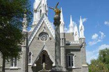 大气凛然的打卡——玛德琳天主教堂  看了很多欧洲教堂建筑的我,今天想去看看美国盐湖城的教堂——玛德琳