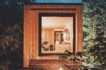 加拿大民宿 | 超美木屋!简直身处电影场景~最低人均200+拿下! 透过照片就能感受到一种平静的感觉