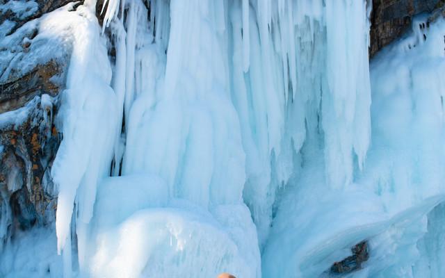 【贝加尔湖畔 邂逅蓝冰】那些很冒险的梦,我们一起去疯