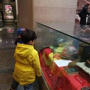 北京警察博物馆旅游景点攻略图