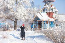 当冰雪邂逅浪漫,我在伏尔加庄园当一次俄罗斯人