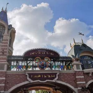 上海迪士尼乐团旅游景点攻略图