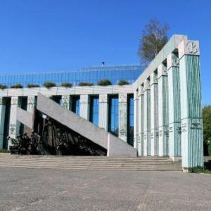 华沙起义博物馆旅游景点攻略图