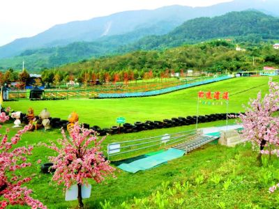Sichuan Mianzhu Jiulong Skiing Field