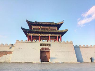 Wuguocheng Ruins