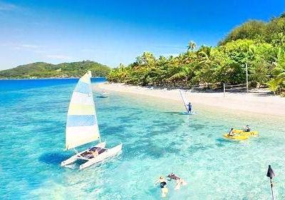 Mamanuka Islands