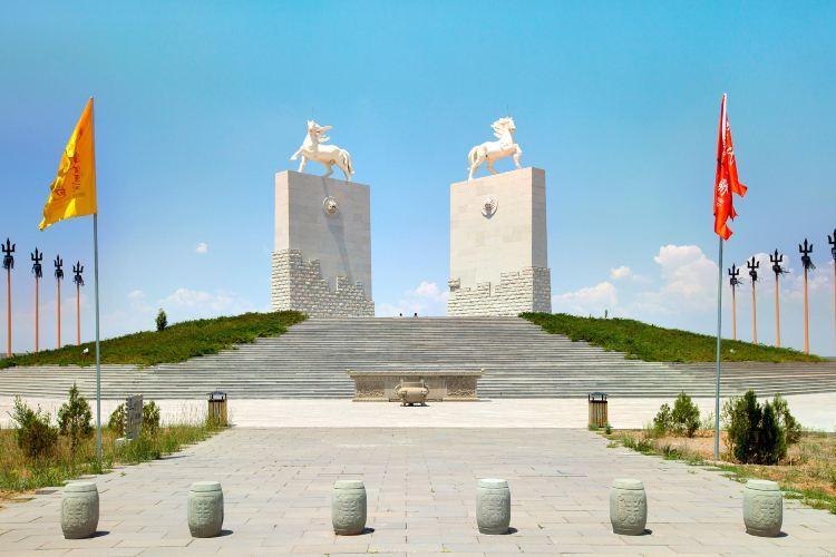 Mausoleum of Genghis Khan1