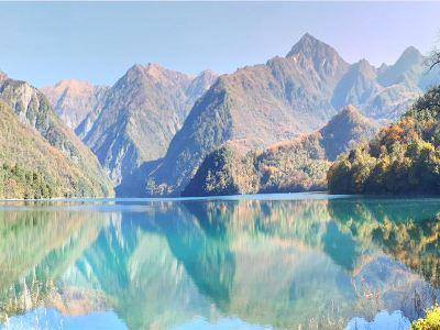 文縣天池國家森林公園
