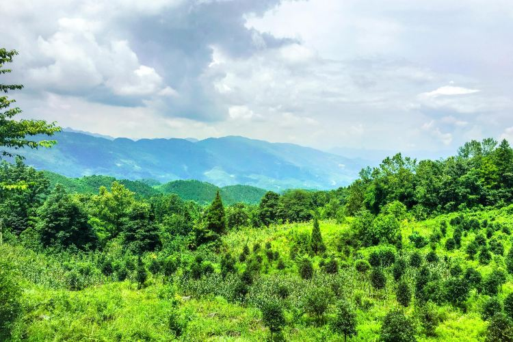 摩圍山風景區