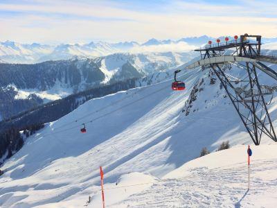 奧地利基茨比厄爾滑雪場