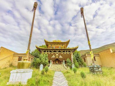 A'Rou Grand Temple