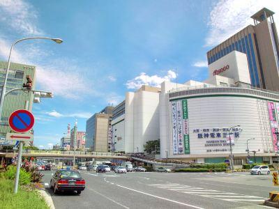 Sannomiya Center Gai Shopping Street
