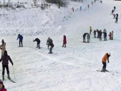 Jinlin Forest Park Ski Field