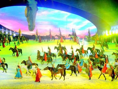 Horse Capital of China