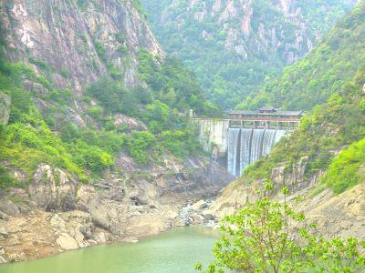 룽촨샤 관광지구