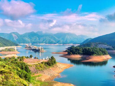 Yunhe Lake Xiangong Scenic Area