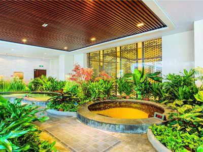 Honghai Wetlands Hot Springs Paradise