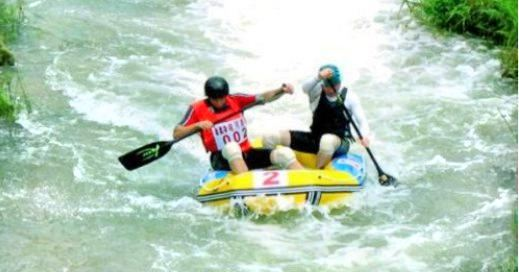 Yingxi Fenglin Tiger Valley Rafting