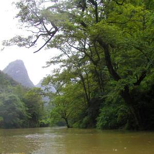 紫云游记图文-贵州游8---神秘的格凸河景区