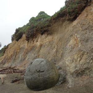 摩拉基大圆石旅游景点攻略图