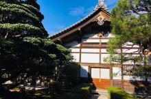 京都银阁寺